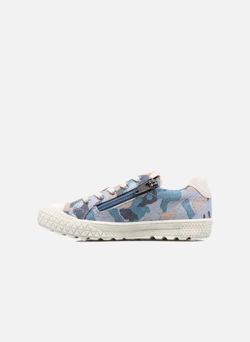 Sneakers P-L-D-M By Palladium Tudy Print Blauw voorkant