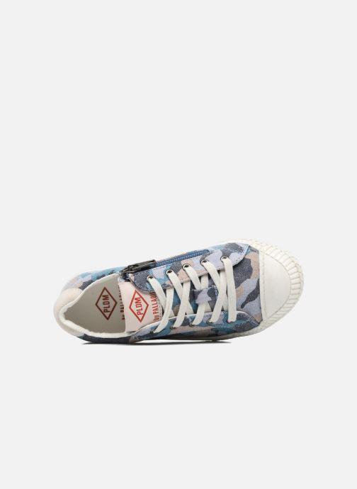 Sneakers P-L-D-M By Palladium Tudy Print Blauw links