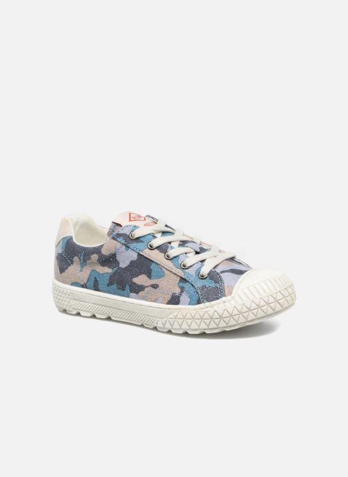 Sneakers P-L-D-M By Palladium Tudy Print Blauw detail