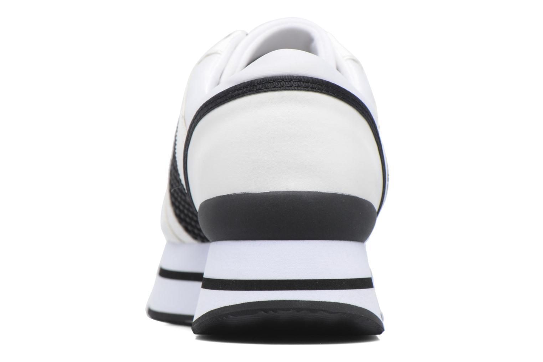 Baskets Armani Jeans Ada Noir vue droite