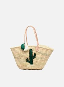 Borse Borse Panier artisanal Cactus Vert