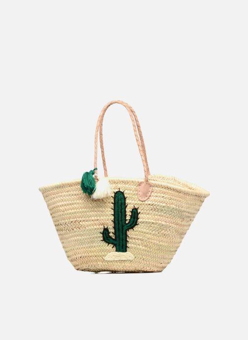 Borse Etincelles Panier artisanal Cactus Vert Verde vedi dettaglio/paio