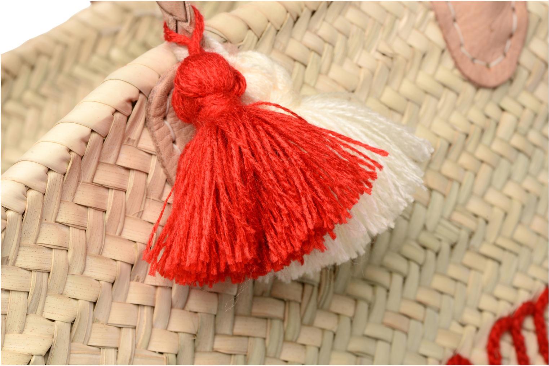 Panier Etincelles Rouge Rouge artisanal Summer XwTqxOdT