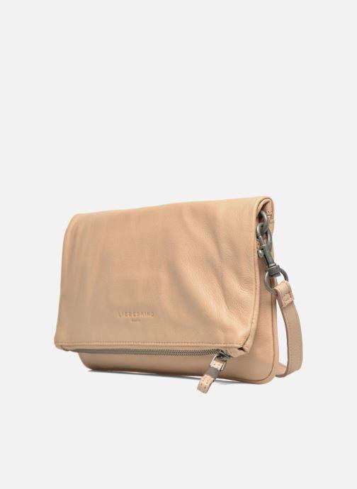 Handtaschen Liebeskind Berlin Aloe B6 rosa schuhe getragen