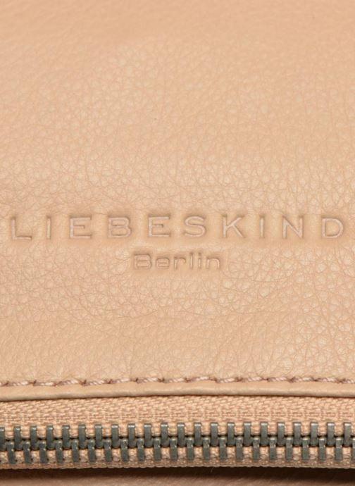 Sacs à main Liebeskind Berlin Aloe B6 Rose vue derrière