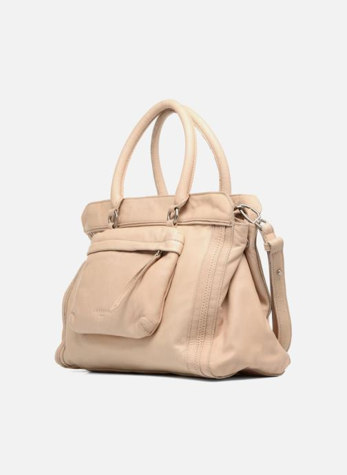 Handbags Liebeskind Berlin Lome Beige model view
