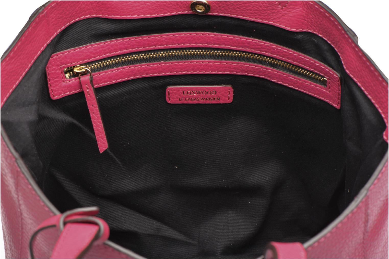 Handtassen Loxwood Cabas Parisien PM Roze achterkant