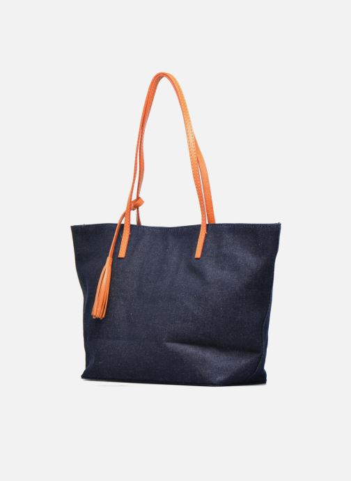 Handtassen Loxwood Shopper Blauw rechts