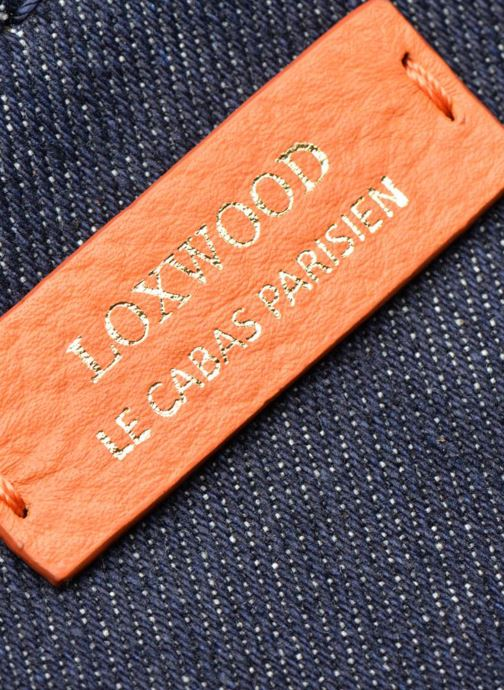 Handtassen Loxwood Shopper Blauw links