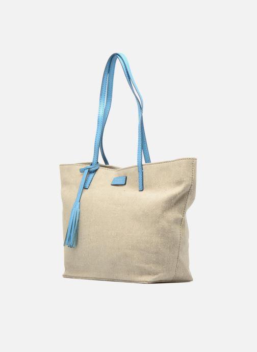 Handtaschen Loxwood Shopper beige schuhe getragen