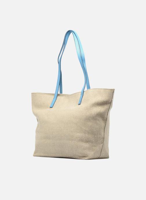 Handtaschen Loxwood Shopper beige ansicht von rechts