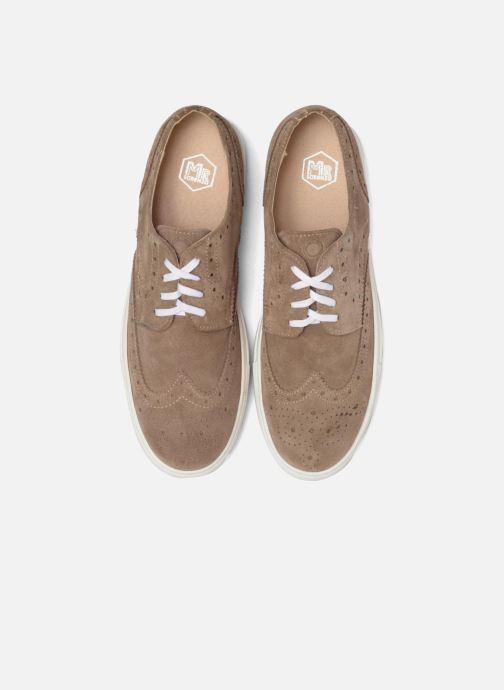 Sneakers Mr SARENZA Cloris Beige modello indossato