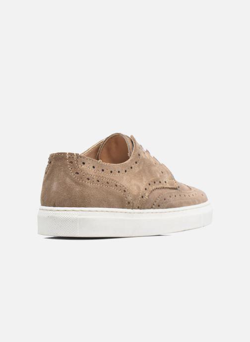 Sneakers Mr SARENZA Cloris Beige immagine frontale