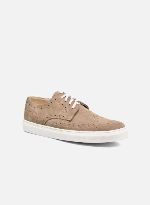 Trainers Mr SARENZA Cloris Beige view from the right