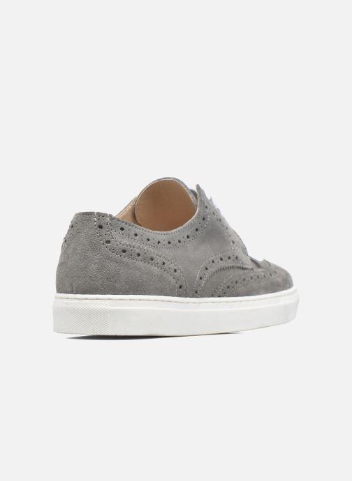 Sneakers Mr SARENZA Cloris Grigio immagine frontale