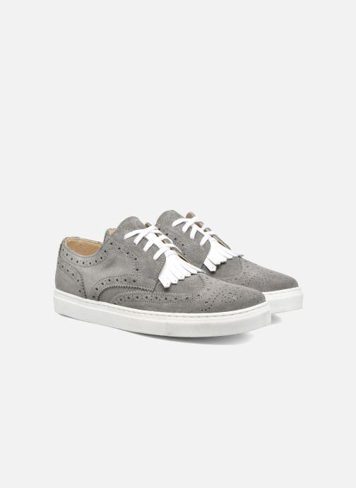 Sneakers Mr SARENZA Cloris Grigio immagine posteriore