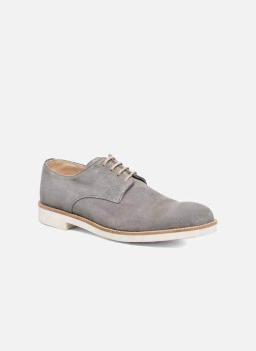 Chaussures à lacets Mr SARENZA Calgary Gris vue droite
