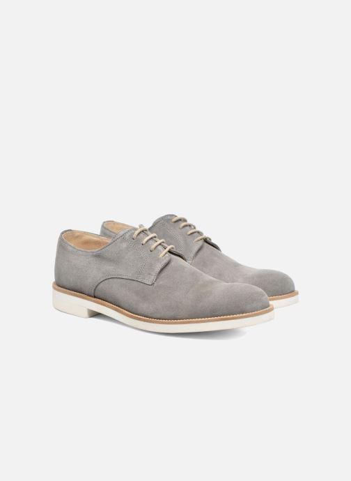 Chaussures à lacets Mr SARENZA Calgary Gris vue derrière