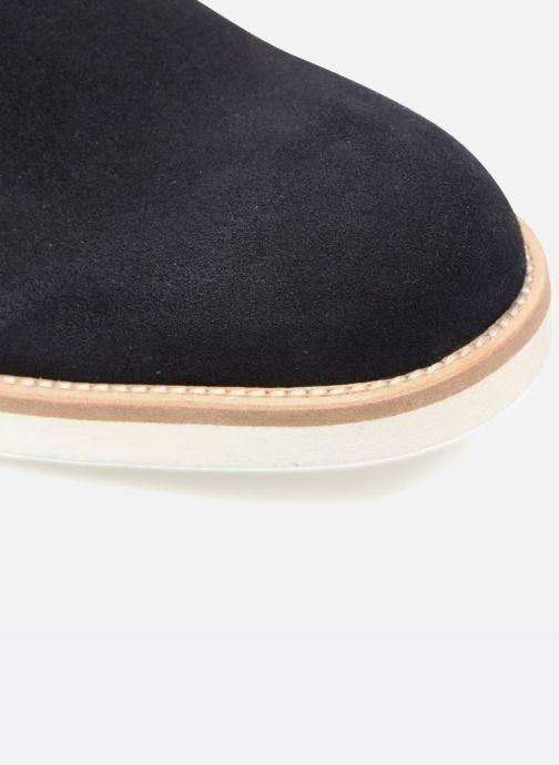 Zapatos con cordones Mr SARENZA Calgary Azul vista lateral izquierda