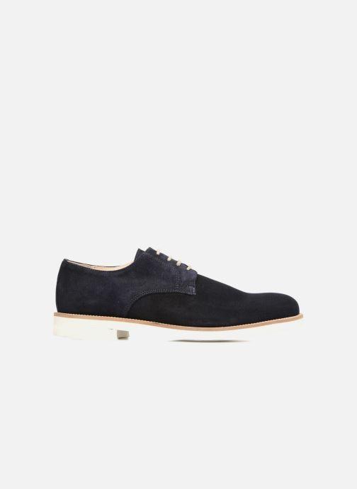 Zapatos con cordones Mr SARENZA Calgary Azul vista de detalle / par