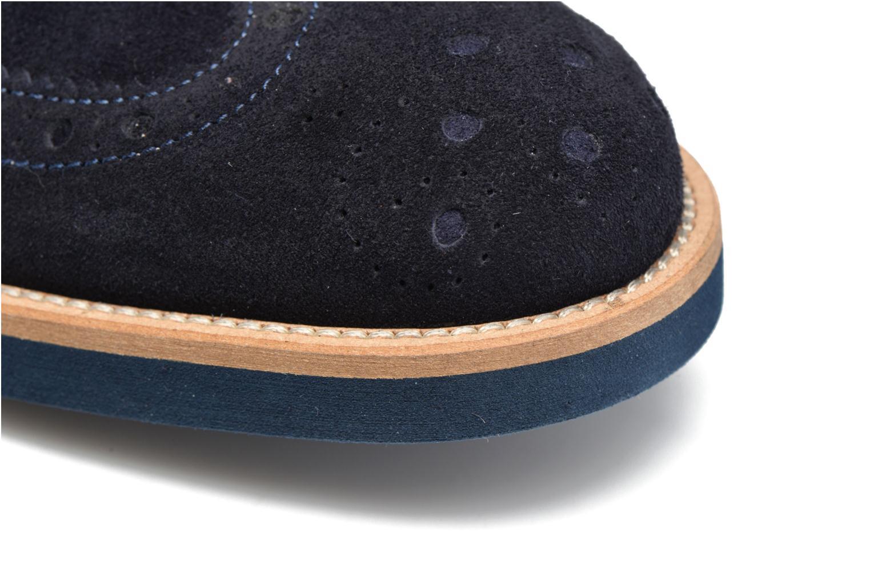 Chaussures à lacets Mr SARENZA Coquitlam Bleu vue gauche
