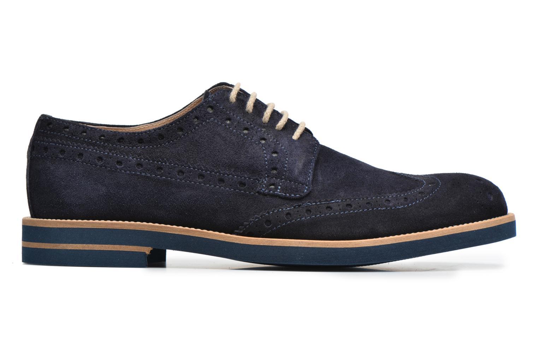 Chaussures à lacets Mr SARENZA Coquitlam Bleu vue détail/paire
