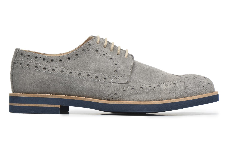 Chaussures à lacets Mr SARENZA Coquitlam Gris vue détail/paire