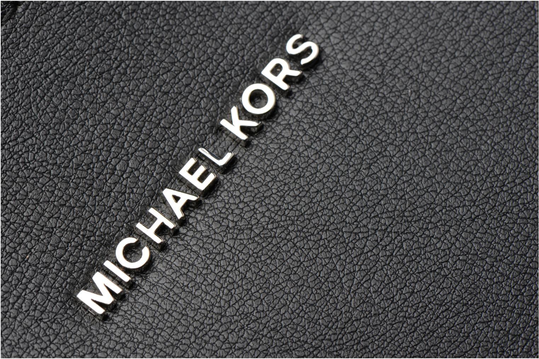 Sacs à main Michael Michael Kors RIVINGTON LG TOTE Noir vue gauche