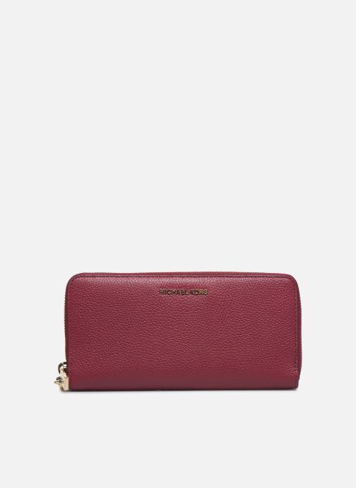 Portemonnaies & Clutches Michael Michael Kors JET SET TRAVEL CONTINENTAL rosa detaillierte ansicht/modell