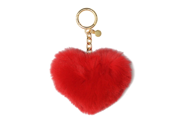 Divers Michael Michael Kors POM POMS HEART POM POM Rouge vue détail/paire