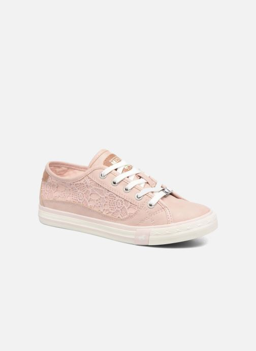 Sneakers Mustang shoes Axmon Roze detail