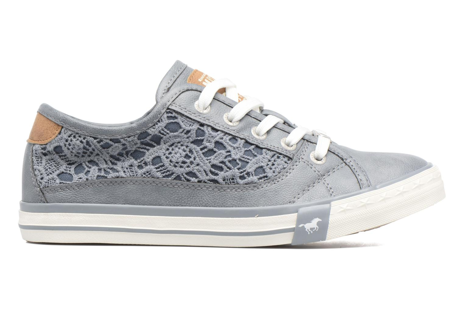Sneakers Mustang shoes Smith N Azzurro immagine posteriore