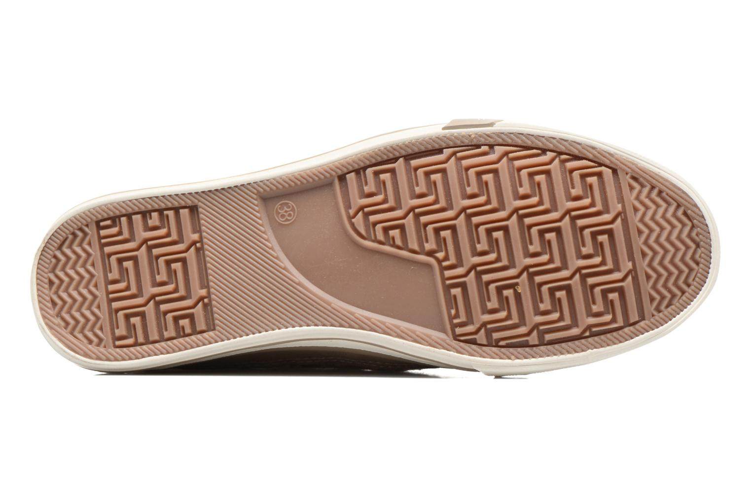 Sneakers Mustang shoes Smith N Beige immagine dall'alto