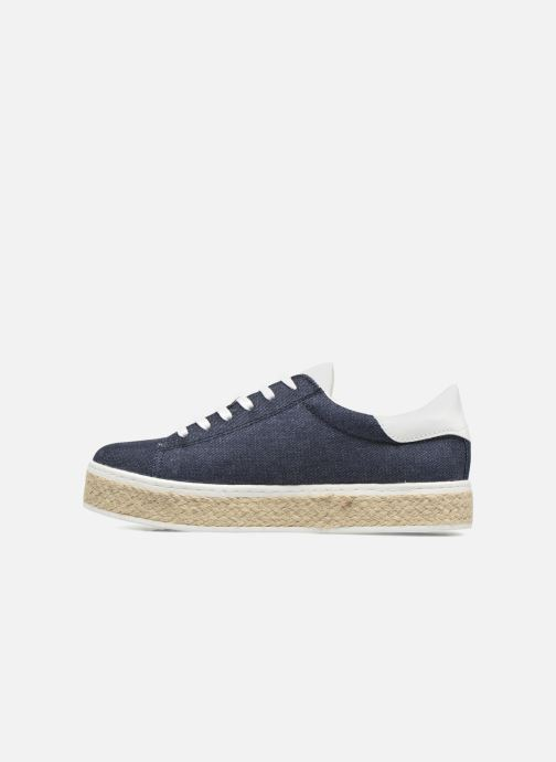 Trainers S.Oliver Mirabelle Blue front view