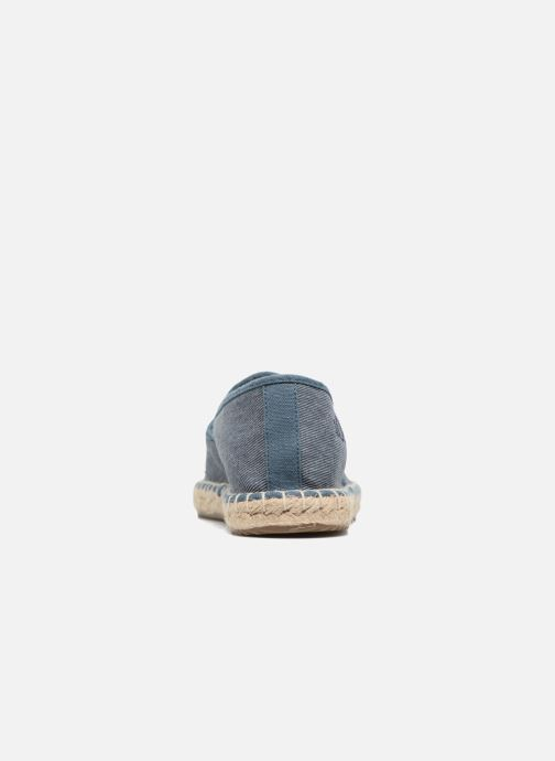 Espadrilles S.Oliver Sapotille Blue view from the right