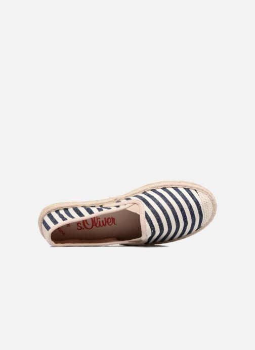 Scarpe di corda S.Oliver Sapotille Multicolore immagine sinistra