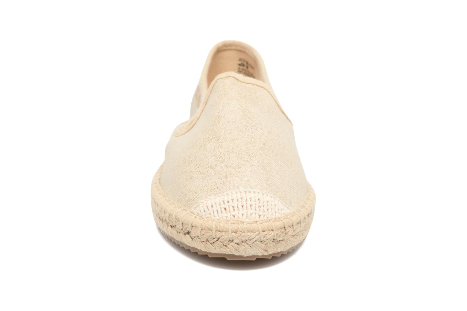 Espadrilles S.Oliver Sapotille Bronze and Gold model view