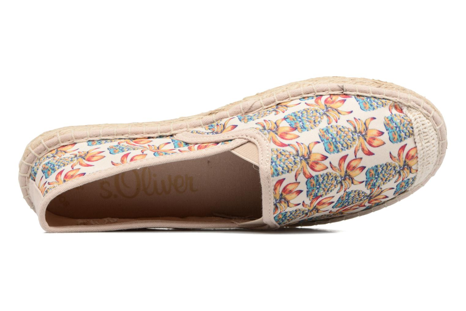 Espadrilles S.Oliver Sapotille Multicolor links