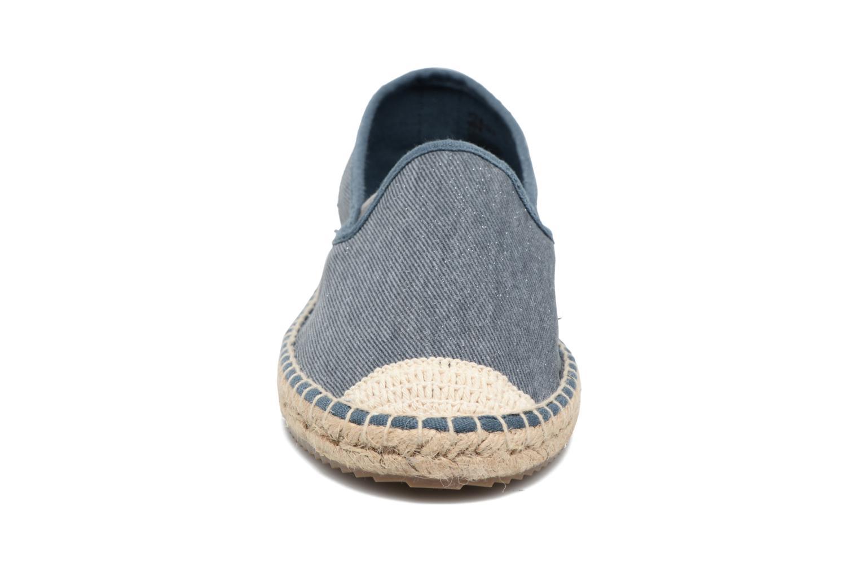 Espadrilles S.Oliver Sapotille Bleu vue portées chaussures