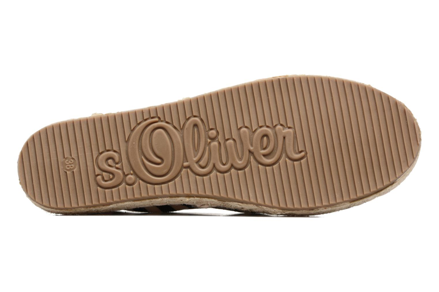 Espadrilles S.Oliver Sapotille Multicolor view from above