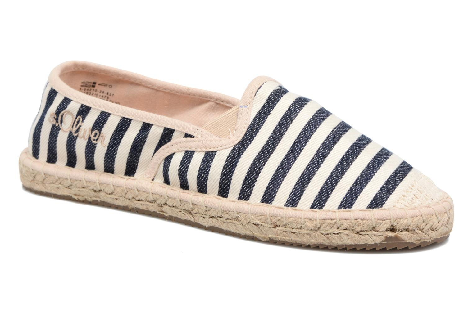 Espadrilles S.Oliver Sapotille Multicolor detailed view/ Pair view