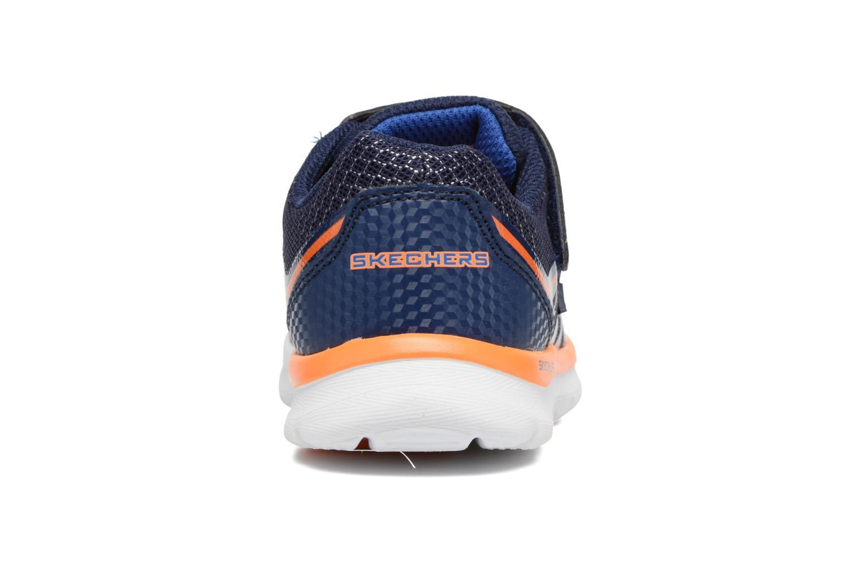 Sneakers Skechers Skech-Lite Fast Stepz Azzurro immagine destra