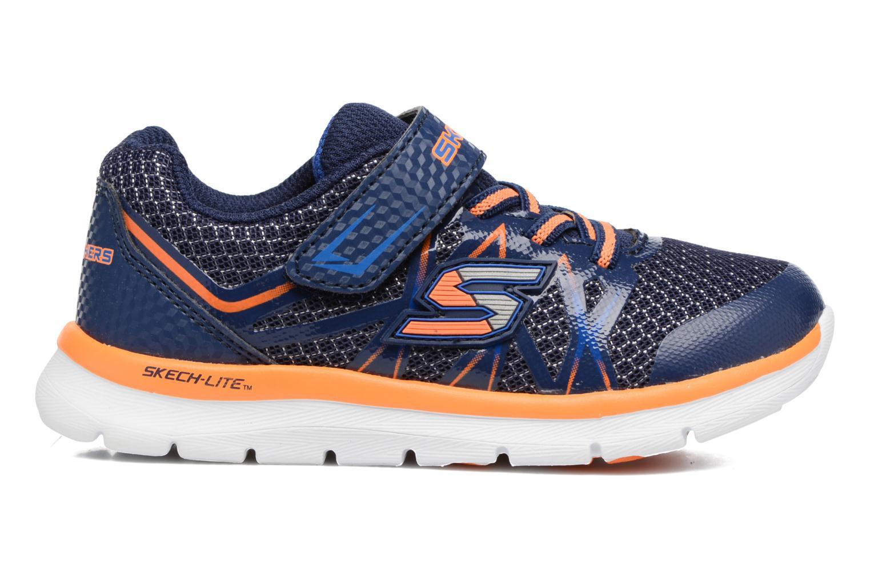 Sneakers Skechers Skech-Lite Fast Stepz Azzurro immagine posteriore