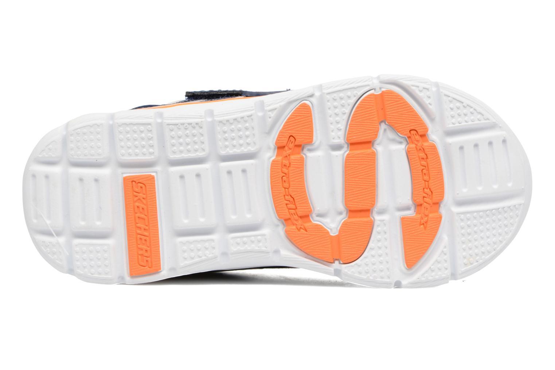 Sneakers Skechers Skech-Lite Fast Stepz Azzurro immagine dall'alto
