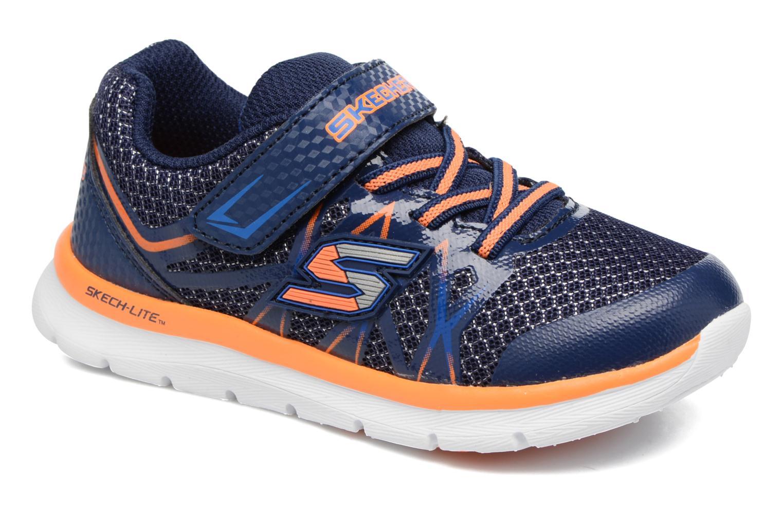 Sneakers Skechers Skech-Lite Fast Stepz Azzurro vedi dettaglio/paio