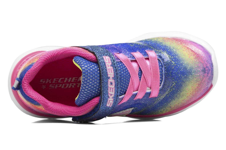 Baskets Skechers Pepsters Bling Brite Multicolore vue gauche