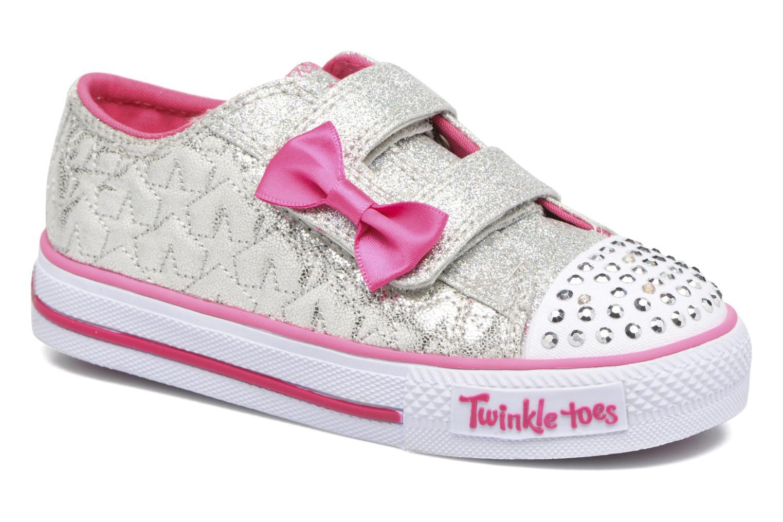 Sneakers Skechers Shuffles Starlight Style Grigio vedi dettaglio/paio