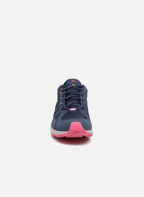 Chaussures de sport Viking IMPULSE W Bleu vue portées chaussures