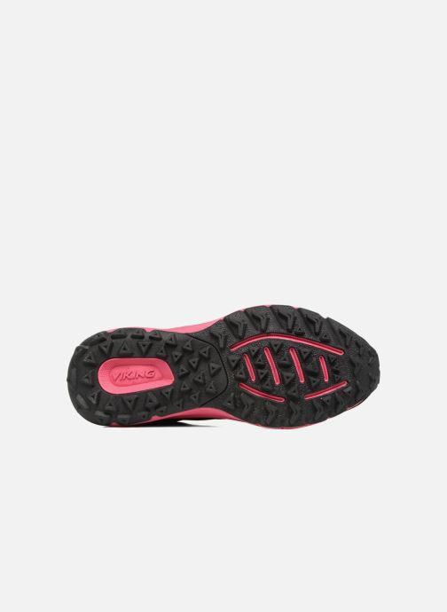 Chaussures de sport Viking MEDVIND W Noir vue haut