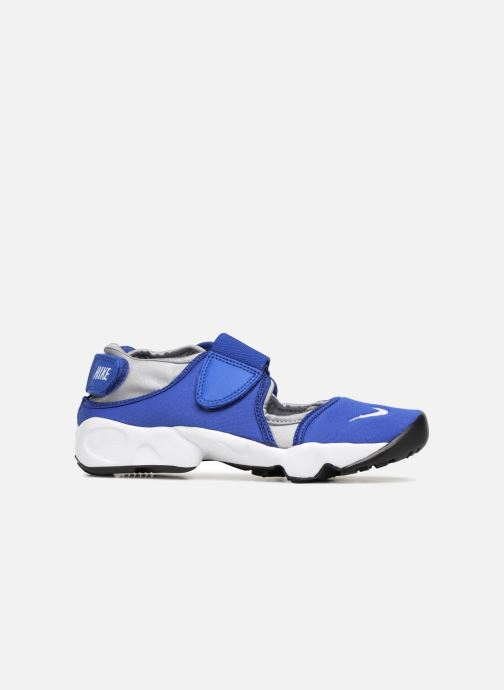 Sandals Nike Rift (Gs/Ps Boys) Blue back view